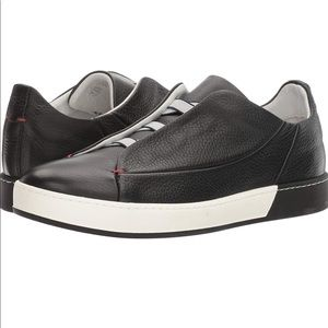 Bacco Bucci Shoes - Bacco Bucci Pinto Fashion Sneakers Black 13